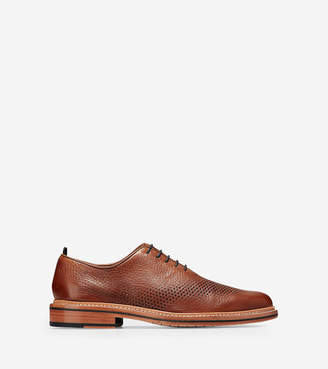 Cole Haan Washington Grand Unlined Laser Wingtip Oxford