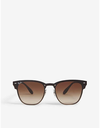 5e927a6a9e Ray-Ban Blaze Clubmaster sunglasses