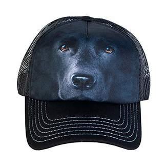 The Mountain Men's Lab Face Foam Trucker Hat