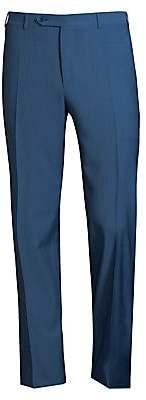 Canali Men's Heathered Dress Pants