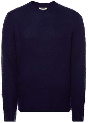 Acne Studios Peele Pullover with Wool and Cashmere