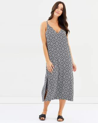 Seafolly Tribal Jacquard Slip Dress