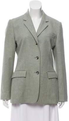 Loro Piana Cashmere Tweed Blazer