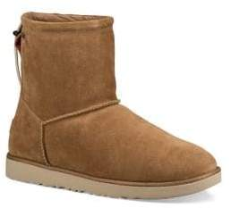 UGG Classic Toggle Waterproof Suede Boots