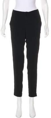 Ecru Mid-Rise Skinny Pants w/ Tags
