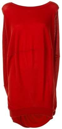 Marni oversized sleeveless jumper