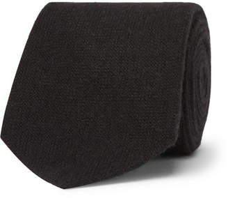 Tom Ford 8cm Cashmere, Wool And Silk-Blend Tie