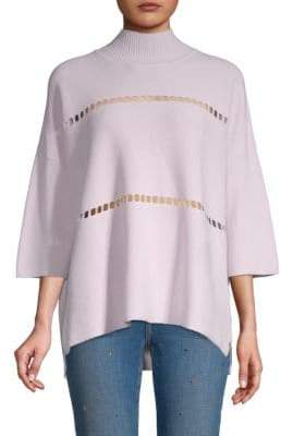 French Connection Milano Mozart Cotton Sweater