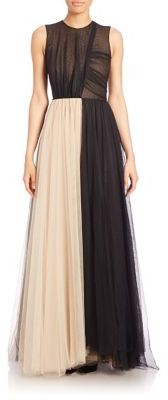Derek Lam Sleeveless Lace Gown $2,950 thestylecure.com
