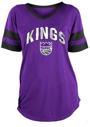 5th & Ocean Women Sacramento Kings Mesh T-Shirt