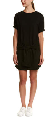 Peace Love World Knot-Tie Shift Dress
