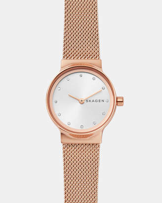 Skagen Freja Gold-Tone Analogue Watch