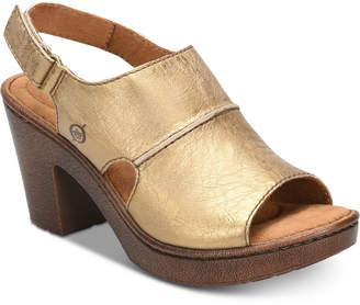 Børn Wekiva Dress Sandals Women Shoes
