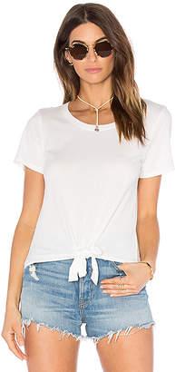 C&C California (シー アンド シー カリフォルニア) - MANDY リボン結びフロントTシャツ