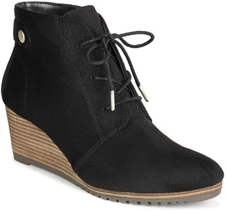 Dr. Scholl's Dr. Scholls Conquer Women's Wedge Ankle Boots