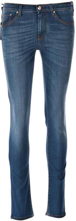 "Jeans ""Kimberly Slim ́ ́ Blau"