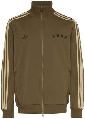 adidas x neighborhood logo track jacket
