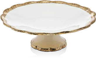 Godinger Campania Porcelain Cake Stand