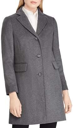 Lauren Ralph Lauren Chest Pocket Reefer Coat