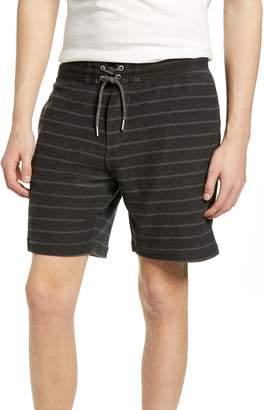 Quiksilver Shonan Peak Fleece Drawcord Shorts