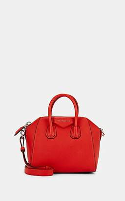 Givenchy Women s Antigona Mini Leather Duffel Bag - Red d0c051c9d4ddd