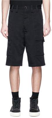 Song For The Mute Detachable rope cargo shorts