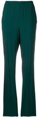 Givenchy stripe trim trousers