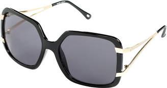 Nine West Sunglasses, Geometric Square