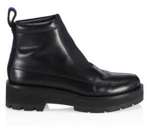 3.1 Phillip Lim Avril Leather Booties