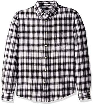 Gant Men's The Downtown Twill Flannel Slim Fit Shirt