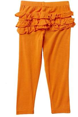 Kickee Pants Solid Ruffle Leggings (Baby, Toddler, Little Girls, & Big Girls)