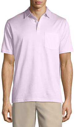 Peter Millar Crown Cool Knit Polo Shirt