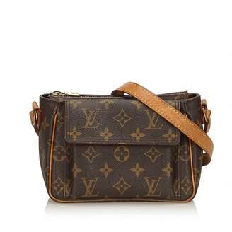 Louis Vuitton Viva Cité cloth handbag