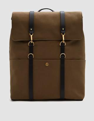 Mismo M/S Backpack in Khaki/Black