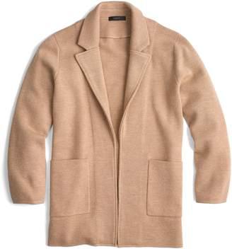 J.Crew New Lightweight Sweater Blazer