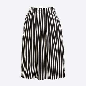 J.Crew Factory Striped skirt