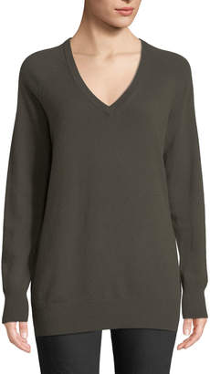 Equipment Asher Cashmere V-Neck Pullover