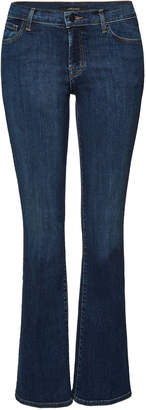 J Brand Reprise Flared Jeans
