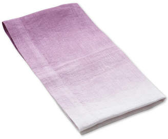 Michael Aram Dip Dye Linen Dinner Napkin