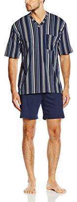 Huber Men's Pyjama Set - Multicoloured