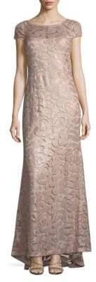 Calvin Klein Sequin Hi-Lo Dress