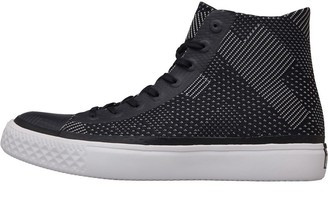 Converse Chuck Taylor All Star Modern Hi Trainers Black/Black/White