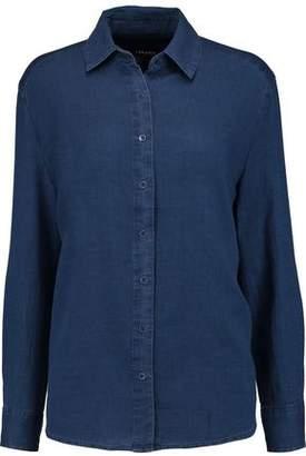 J Brand Pacific Cotton And Silk-Blend Shirt
