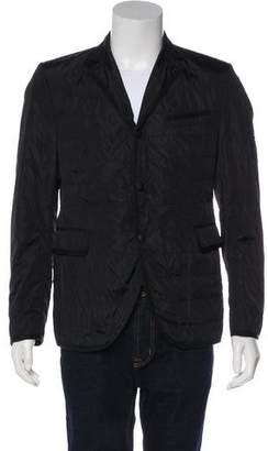 Moncler Gamme Bleu Giacca Woven Jacket