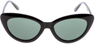 Houe of Atelier Black Cat Eye Sunglasses