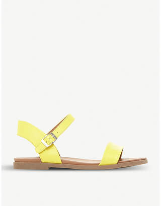 Steve Madden Dina two-part leather sandals