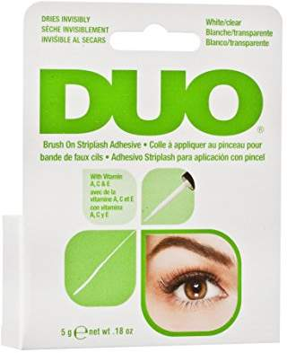 Duo Brush-On Lash Adhesive with Vitamins A
