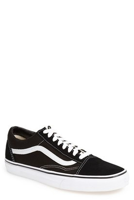 Men's Vans 'Old Skool' Sneaker $59.95 thestylecure.com