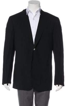 Isaia Wool & Silk Blend Blazer