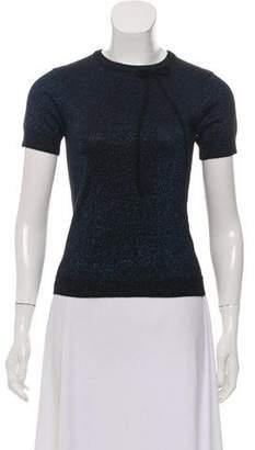Adam Selman Wool Crew Neck Sweater w/ Tags